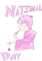 National Pink Day by PanMarlon