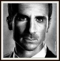 Nestor Carbonell - BATES MOTEL by Doctor-Pencil