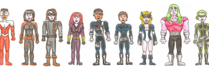 Allies of the Avengers by swfan444