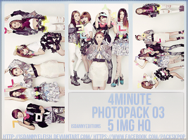 4MINUTE - PHOTOPACK#03 by JeffvinyTwilight