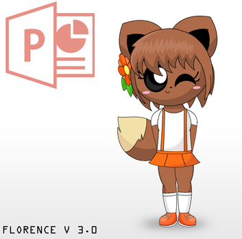 Florence [PowerPoint/Flash render] by LuckyMintPop