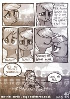 MLP FiM: Earth + Sky page 8 by nattherat