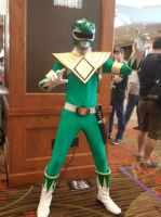 Green Ranger by SickEroticIllusions