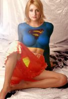 Allison Mack Supergirl 2 by ThiagoCA