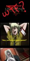 The Randomness of Hellsing by ProwlsPrincess