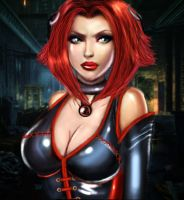 Bloodrayne nigth by xkalipso