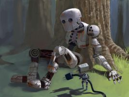 robot story by juanlink661