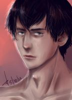 Bertholdt 10 years older by AkariMarco