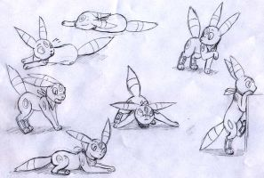 Sketches of 'Chaz' by tydrian