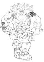 Olle The Viking by grisser