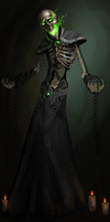 Basic Lich by The-Gij