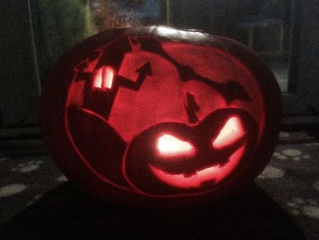 Pumpkin 2014 by jess-wood