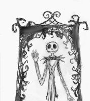 love Tim Burton style by luiganddaisy
