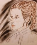 Princess Leia by CpointSpoint
