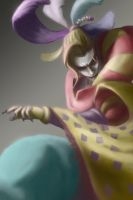 Kefka final by themimig