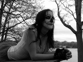 dead of the day chillaxin by supergirlher
