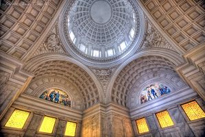 General Grants Tomb - Interior by Inno68