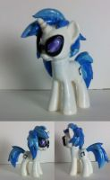 DJ PON3 Vinyl Scratch custom by MLPEndlessNight