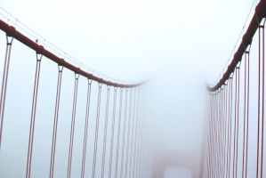 Follow Into the Fog by AtomicBrownie