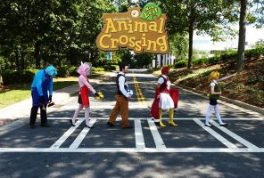 Animals Crossing by LinkInSpirit