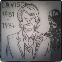 Davison - Call the Doctor W.I.P by MCASEY92