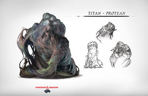 DnD 5e - Monster Manual - Protean by tomafeizogas