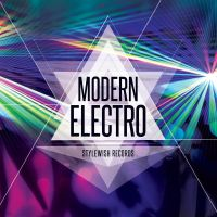 Modern Electro CD Cover Artwork by styleWish