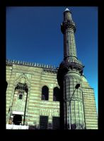 Mosque by Kayeemo