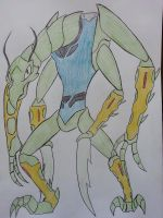 Zorak by Zigwolf