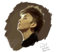 Jongup Speedpaint WIP by mackbutler3