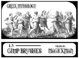 Greek Mythology by blueeyedmagickman