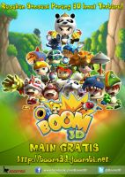 boom3D poster by gravicious