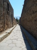 Ghost Streets of Pompeii by ChaseStarlit