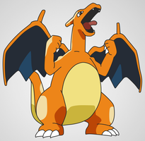 006 Charizard by scope66