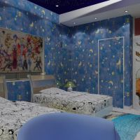 Bedroom_08_MR ROY by psd0503