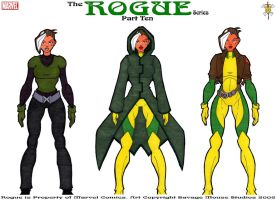 Rogue Series: Part Ten by SavageMouse