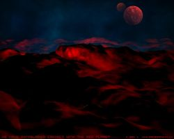 The Red Planet by Psy-Pro