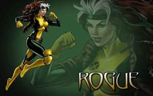 Rogue - Avengers Alliance by Superman8193