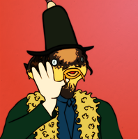 TROUT MASK REPLICA by mightybearrr