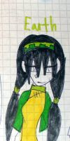 Toph by Cleevy