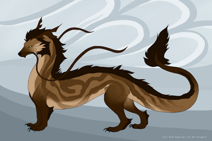 Wolfwing Thil by ReapersMenagerie