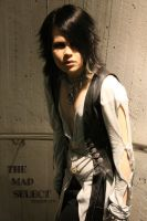 the GazettE Aoi Before I Decay cosplay pt. 2 by lygofobia
