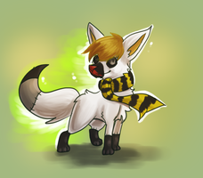 Doodle Commission 1 by Aluri