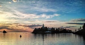 Sunset... Valaam Islands... _5_ by my-shots
