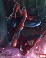 Spiderman by Denstarsk8