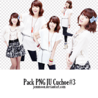 Pack PNG IU Cuchoe #3 - by ryn by JenMoon