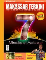Cover Makassar Terkini 4 by caesarleo