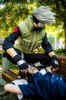 Sensei and student by Suki-Cosplay