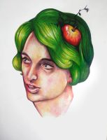 Apple by ThePea
