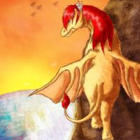 Dragon AT for Nightness34 by greenyswolf